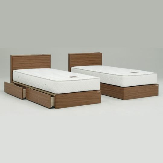 ベッド ユーライン
