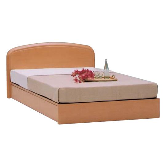 ベッド ハリ―フラット(ボンネルマットレス付)