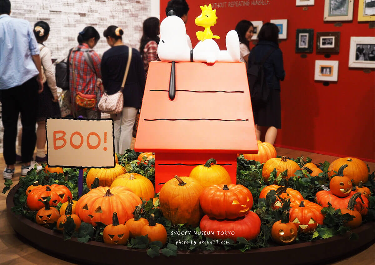 東京史努比博物館 hello again.Snoopy展心得&紀念商品店 - Chien倩。日日常