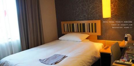 金澤住宿推薦⎮金澤Resol Trinity飯店 對面就是近江町市場