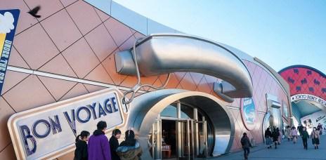 【千葉舞濱站】免門票!把迪士尼園內商品帶回家-bon voyage篇