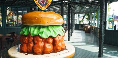 不只咬下幸運也好幸福!函館「幸運小丑漢堡」各分店特色與推薦菜單