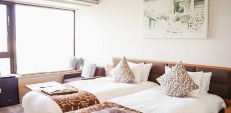 北海道住宿「木二世古飯店 Ki Niseko」喜歡到不想退房