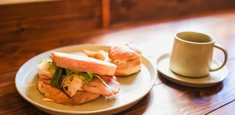 札幌定山溪「 J・glacée」蘋果派、三明治午餐,賞楓外的另一種幸福!