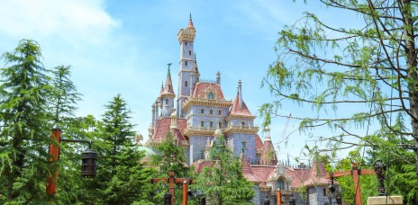 東京迪士尼樂園新園區!美女與野獸、杯麵歡樂之旅