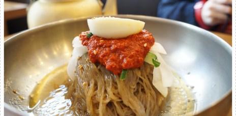 【韓國首爾】明洞 육쌈냉면 烤肉冷麵創意新吃法(附走法)