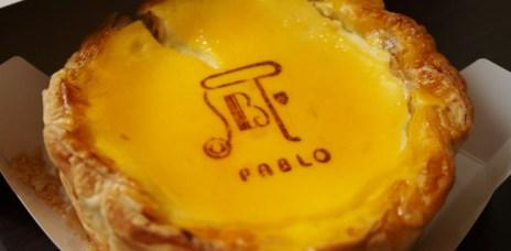 【日本大阪】「Pablo」人氣現烤起司塔 值得等待的美味
