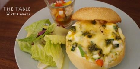 【台中西區】森製菓The Table:老房,輕食,麵包,早午餐