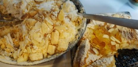 【釜山南浦洞】하얀고물 韓國必吃!雪花冰/麻糬吐司 厲害的在這裡