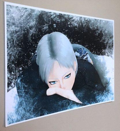 Icy Envy 2.0 print angle