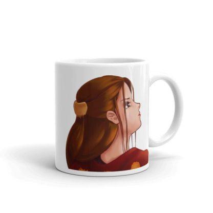 Looking Back Mug