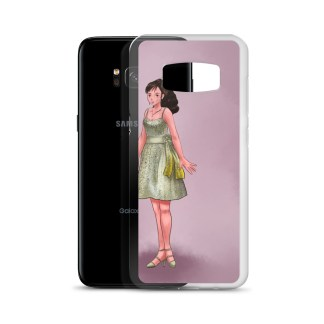 Becky Cory Catfish Dress Samsung Case