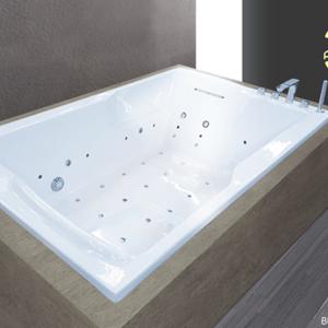 อ่างอาบน้ำสำหรับ 2 คน