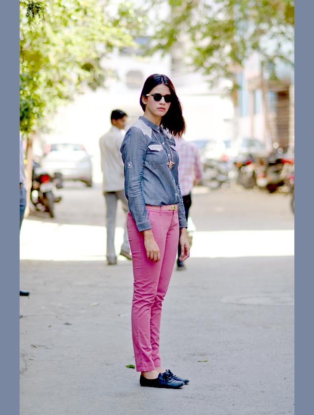 Streetstyle Bhane Shoot