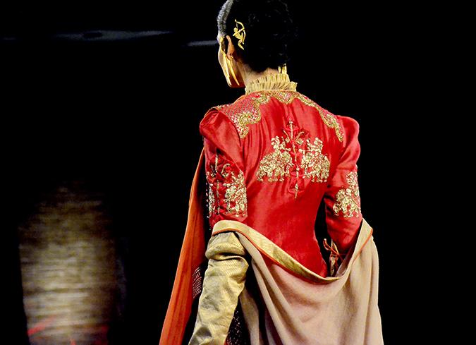 Anju Modi - Delhi Couture Week