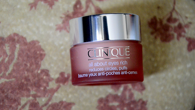 { CLINIQUE } - All About Eyes Rich