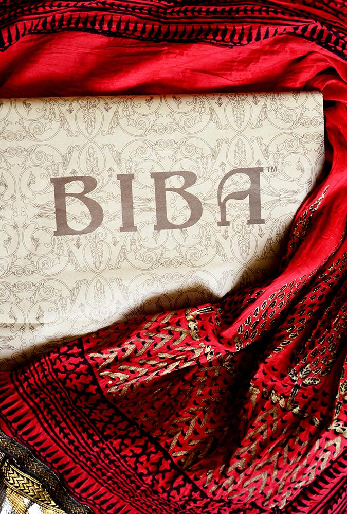 { Festive Chic } by BIBA - Cover