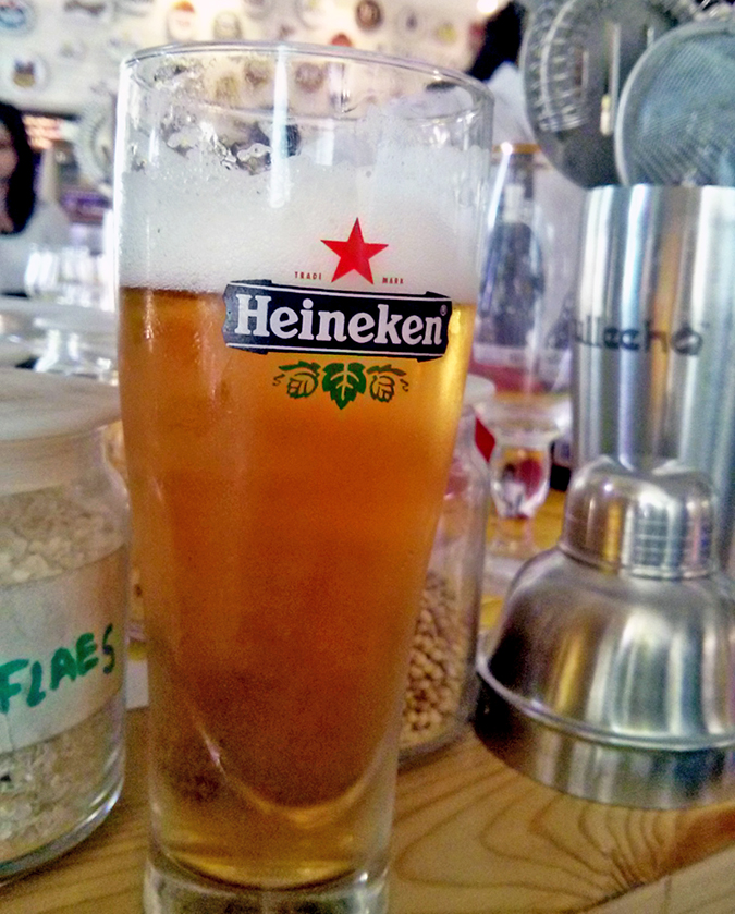 BrewsCruise at The Beer Cafe - Heineken
