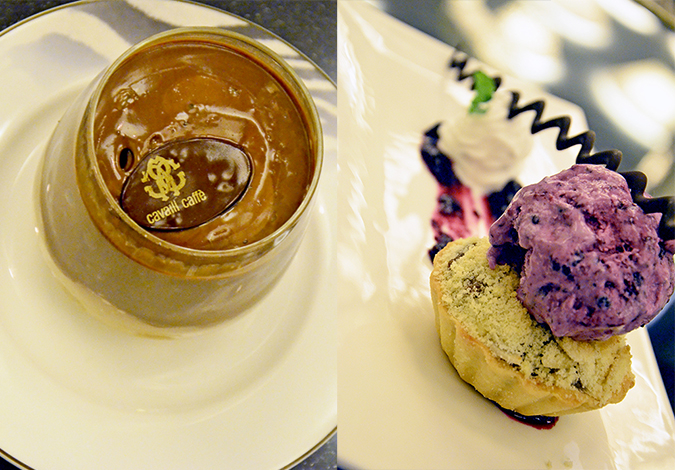 Desserts - Cavalli Caffe Emporio