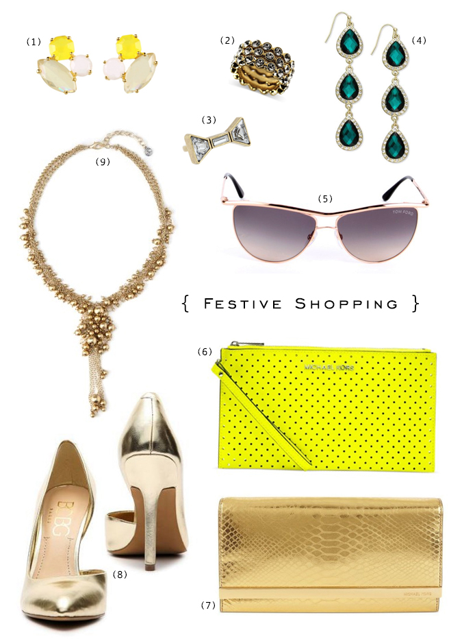 { Festive Shopping } via ELITIFY.com