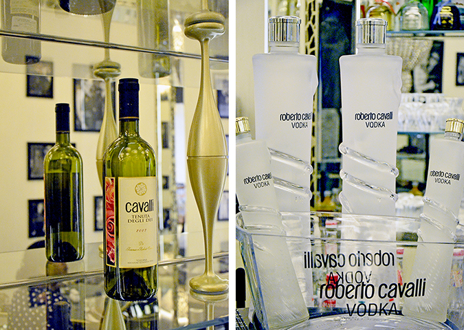 Cavalli Wine & Vodka - Cavalli Caffe Emporio