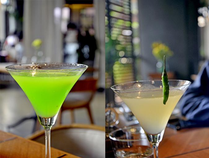 Fio Cookhouse & Bar - Garden of Eden | Spicy Fifty | Akanksha Redhu