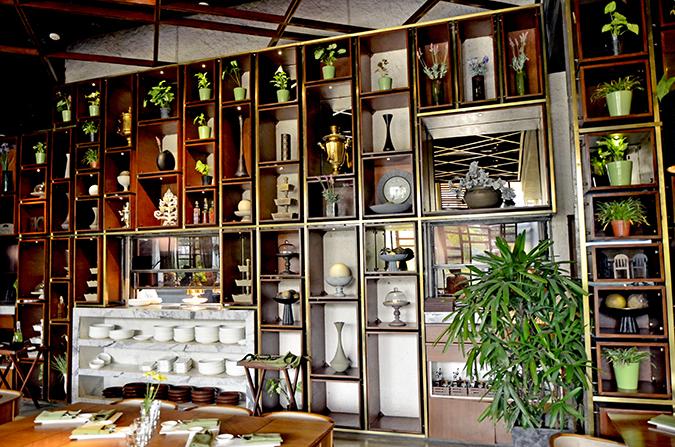 Fio Cookhouse & Bar - Interiors | Akanksha Redhu