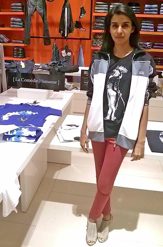 Ekta Rajani - Tatoessian Trunk Show - { The Collective }