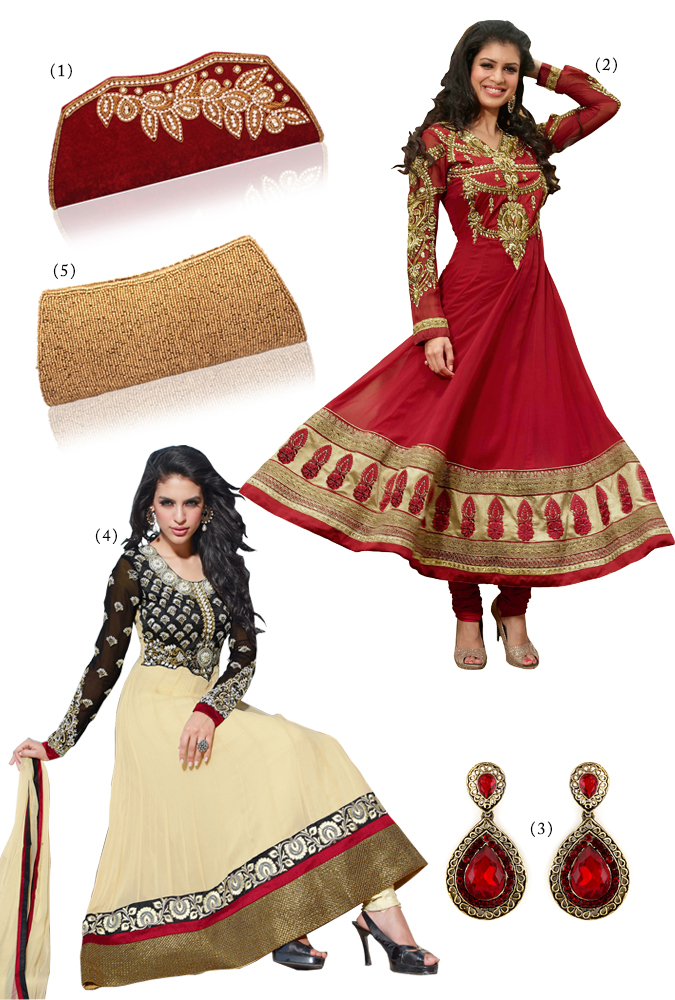 { Shopping } - Wedding Outfits | Akanksha Redhu