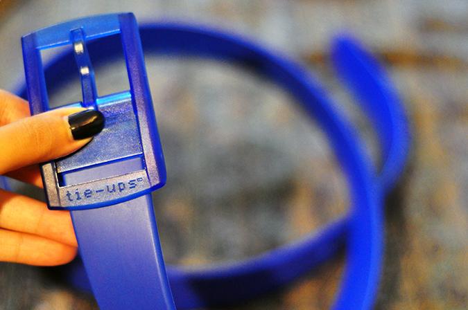 Futurist Blue - { #TieUpsStyle } | www.akanksharedhu.com | Freshly opened