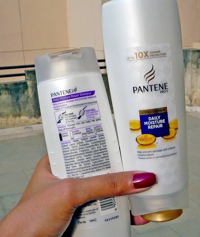 Damaged to Damn Good Hair { Pantene } - Akanksha Redhu