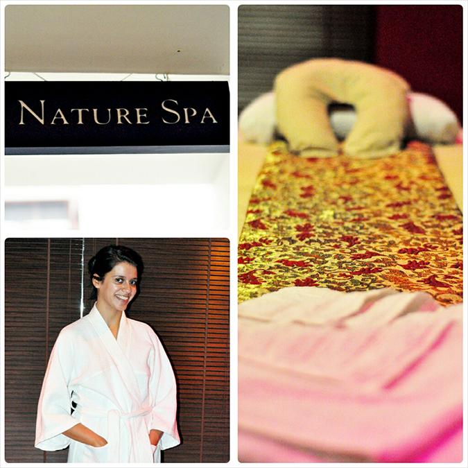 Ishana Spa | www.akanksharedhu.com | Pre Massage & Room