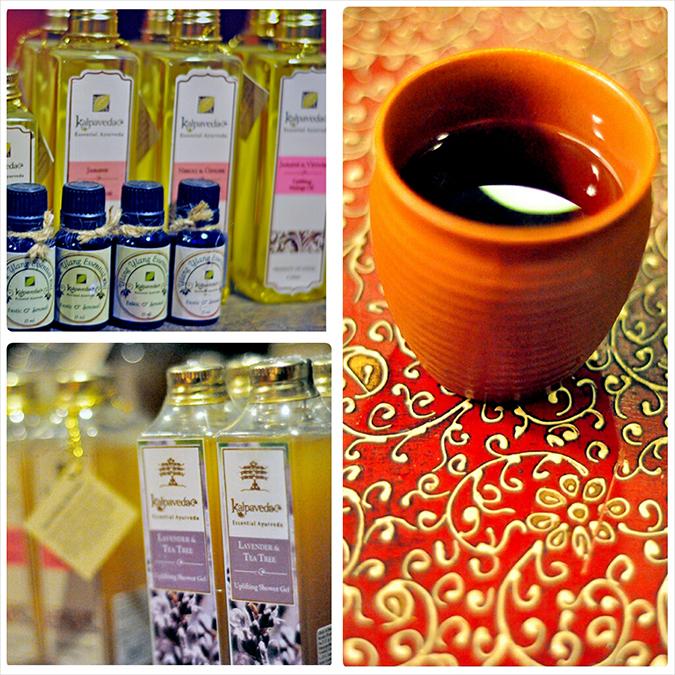 Ishana Spa | www.akanksharedhu.com | Green Tea & Shop