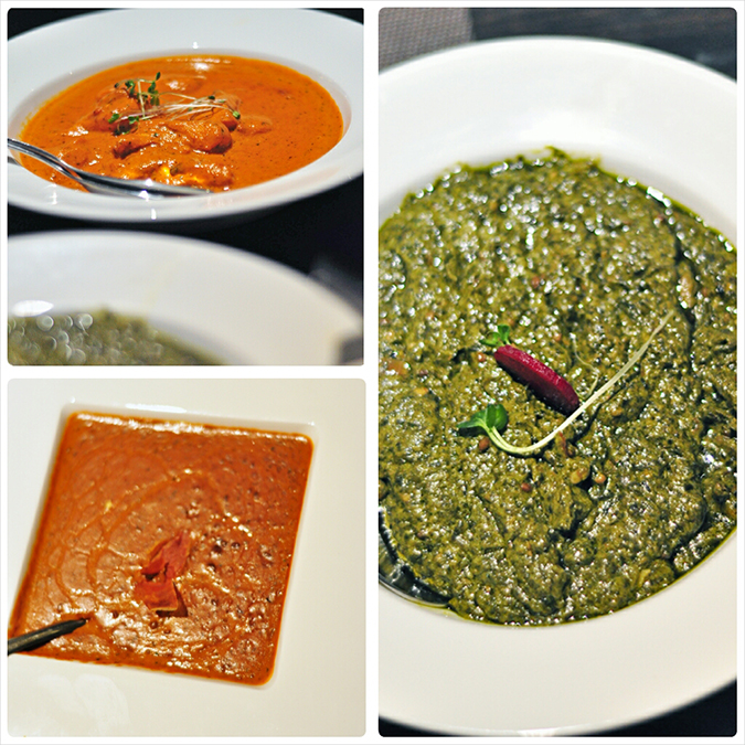 { Made in Punjab } :: Restaurant by Zorawar Kalra | www.akanksharedhu | Butter Chicken, Dal Makhani, Sarson ka Saag