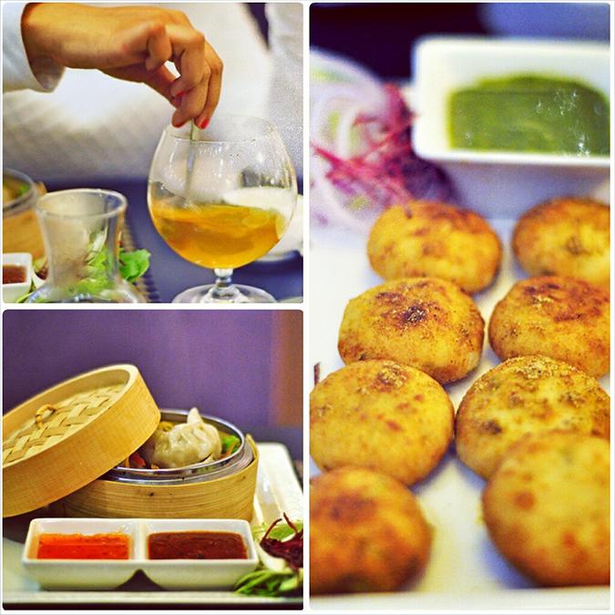 Jaipur | Le Méridien | Day 02 - Jaipur Literature Festival | www.akanksharedhu.com | Food