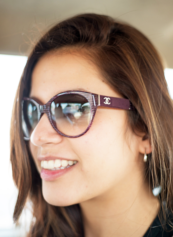 Jaipur | Le Méridien | Day 01 | www.akanksharedhu.com | Chanel Sunglasses