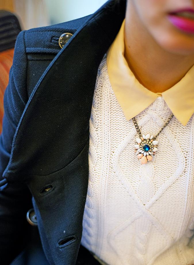 Jaipur | Le Méridien | Day 03 | www.akanksharedhu.com | outfit necklace