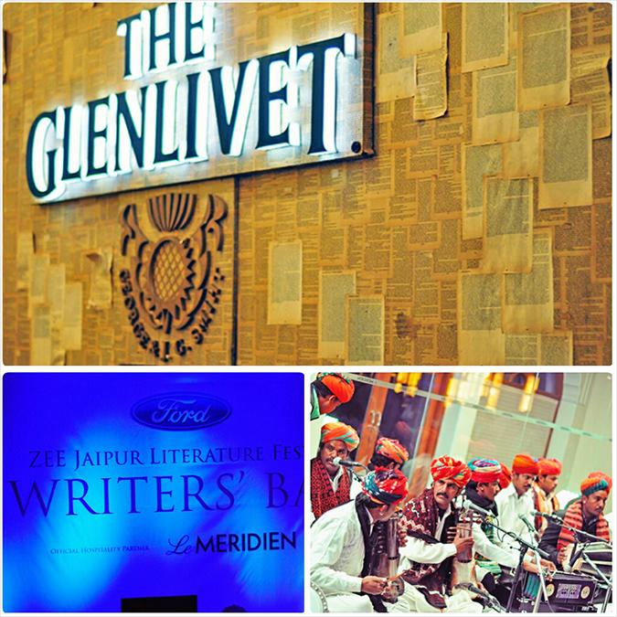 Jaipur | Le Méridien | Day 03 | www.akanksharedhu.com | Writers Ball