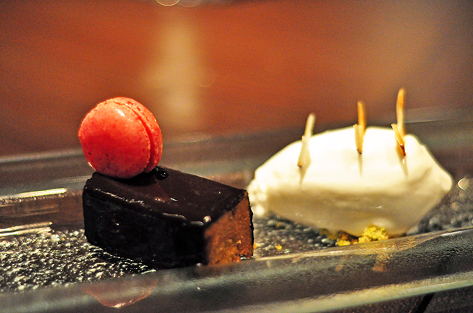 { Akira Back } :: JW Marriott   www.akanksharedhu.com   Dessert