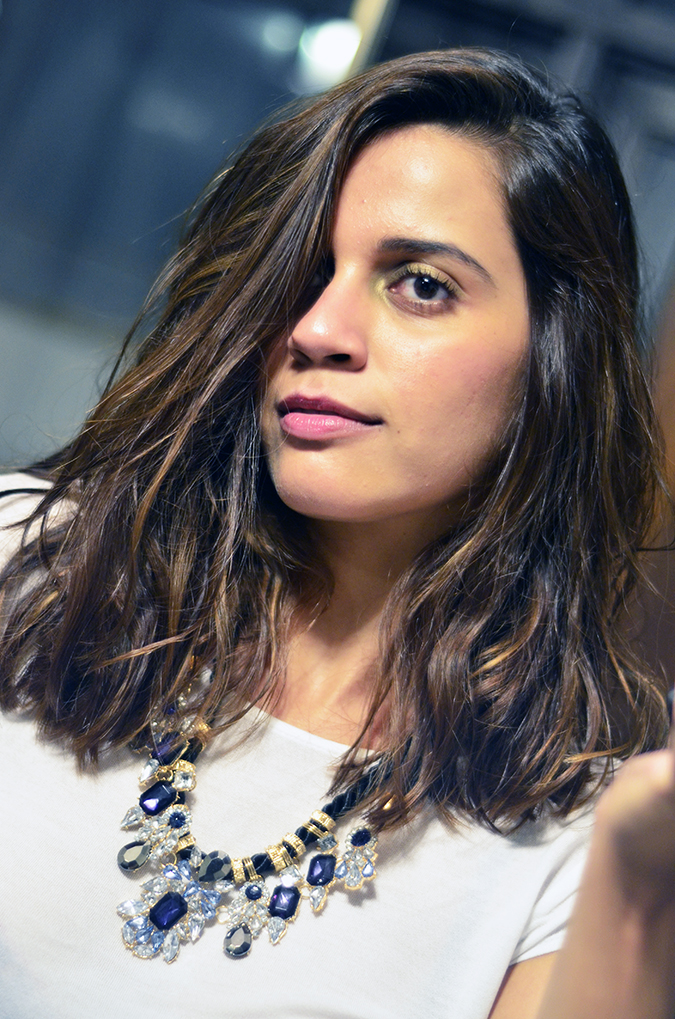 PERFECTION LUMIÈRE VELVET | Chanel | www.akanksharedhu.com | On the face