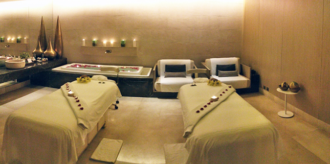 #WestinWellBeing | www.akanksharedhu.com | Heavenly Spa