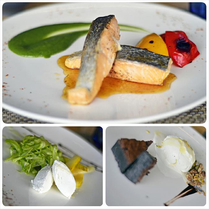 #WestinWellBeing | www.akanksharedhu.com | Lunch at Prego