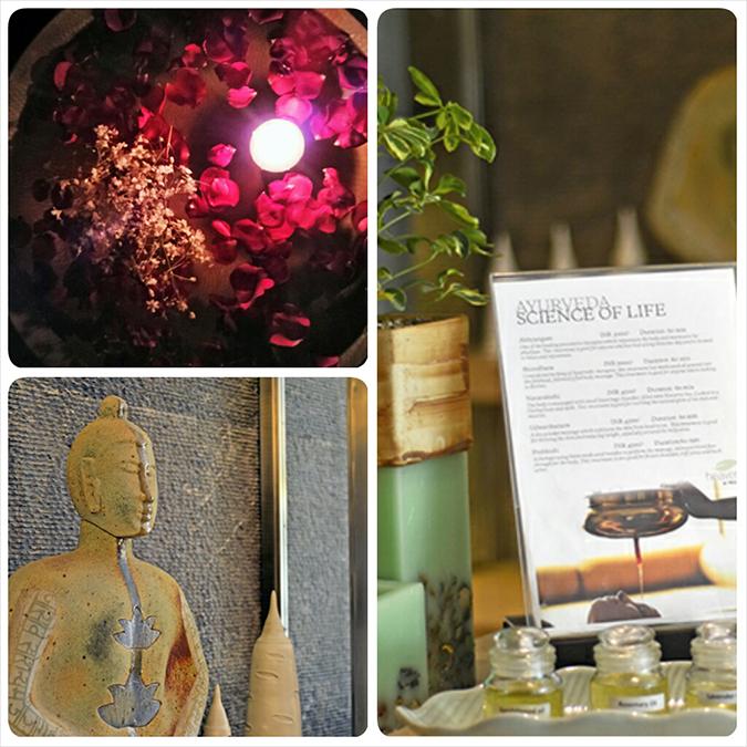 #WestinWellBeing | www.akanksharedhu.com | At the spa