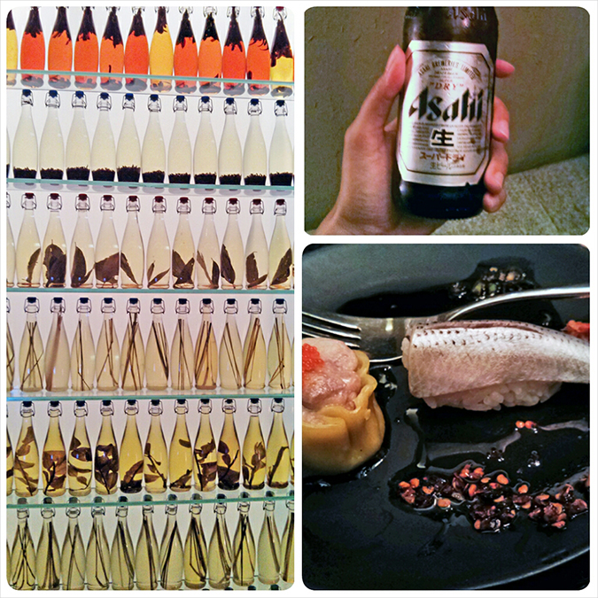 #WestinWellBeing | www.akanksharedhu.com | Dinner at Eest