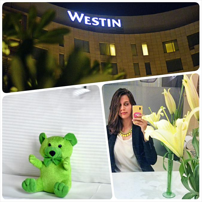 #WestinWellBeing | www.akanksharedhu.com | Feel Well