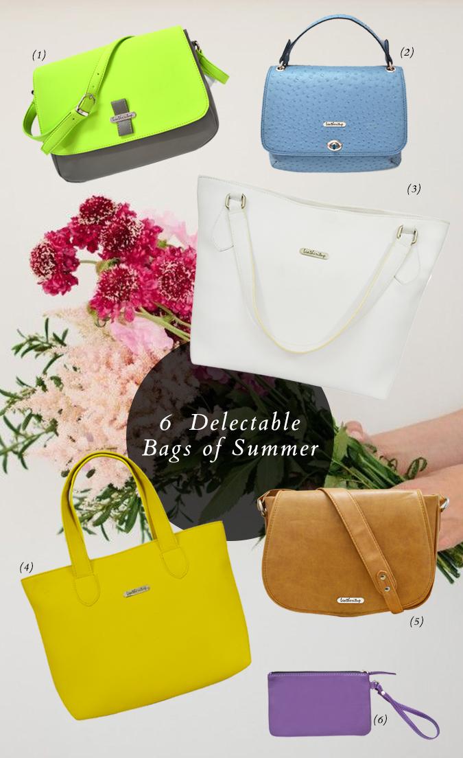 6 Delectable Bags of Summer | www.akanksharedhu.com |