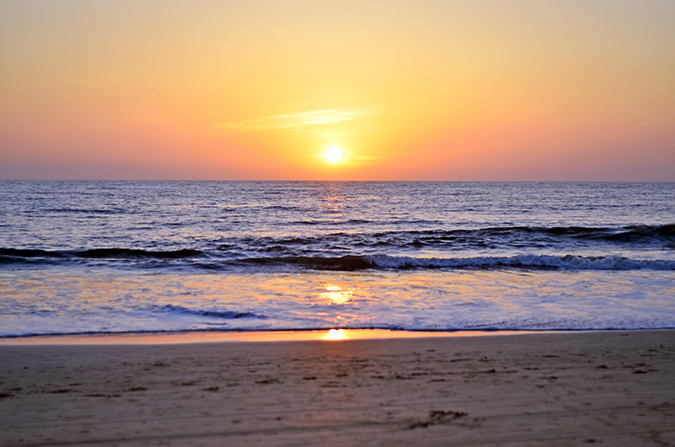 Agonda Beach | Goa | www.akanksharedhu.com | sunset