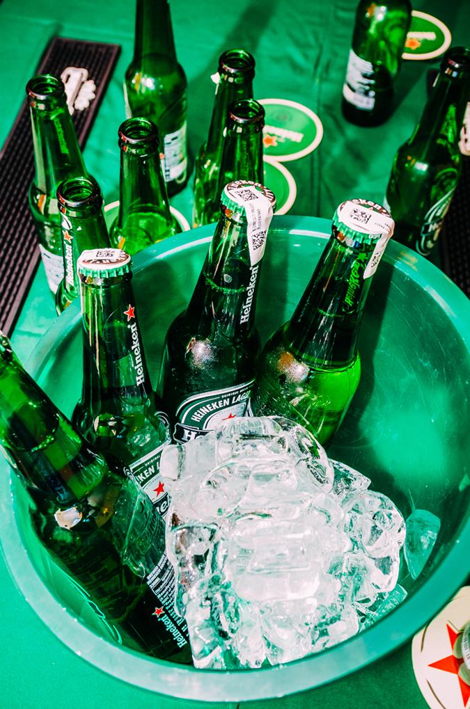 Heineken   #ShareTheSofa   www.akanksharedhu.com   Beer in ice