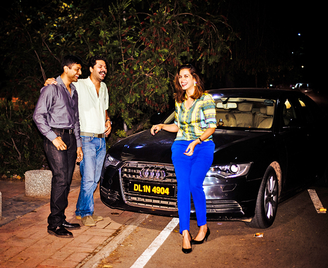 Uber - ing in Delhi | www.akanksharedhu.com | #RideInStyle | Boys and me