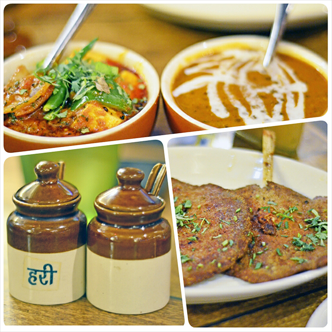 Dhaba by Claridges | www.akanksharedhu.com | Chutneys